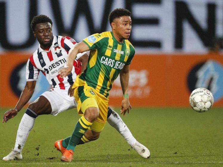 Samenvatting: Willem II - ADO Den Haag