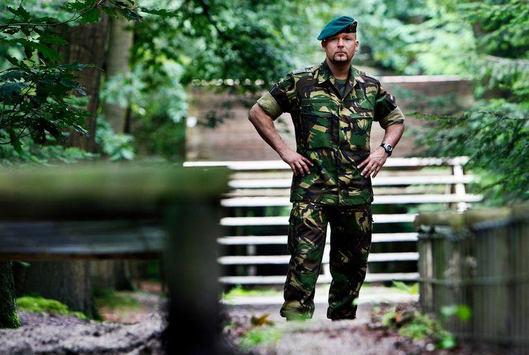 Marco Kroon in 2009. Beeld Hollandse Hoogte
