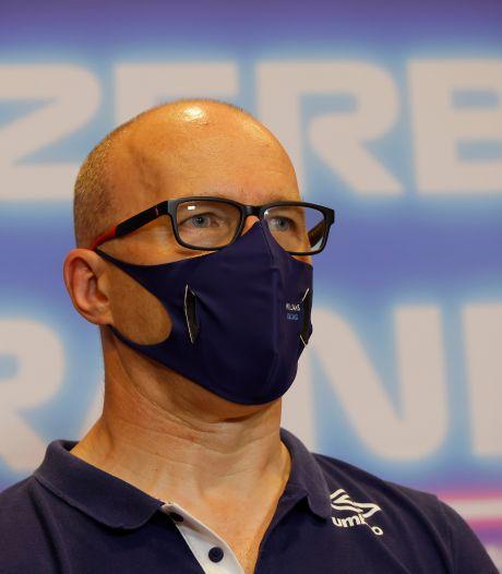 Teambaas Roberts verlaat Formule 1-renstal Williams