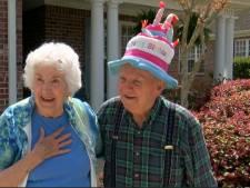 Un cortège surprise pour son 90e anniversaire