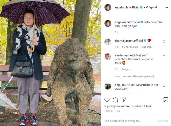 Instagram Angela Schijf
