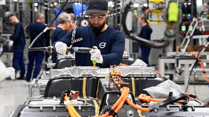 Volvo-site in Gent in de running voor giga-batterijfabriek