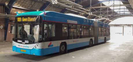 Eerste Arnhemse trolleys op batterijen gaan pendelen op lijn 1 tussen Velp en Oosterbeek