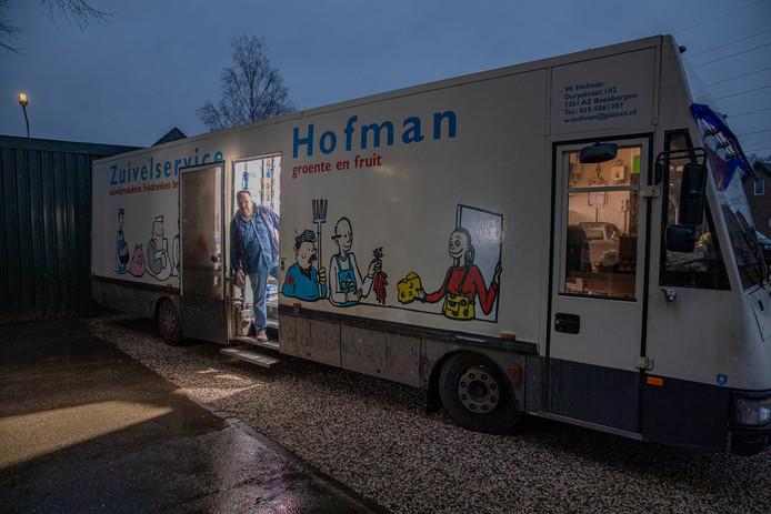 Willem Hofman is pas vanaf 30 maart op televisie te zien.
