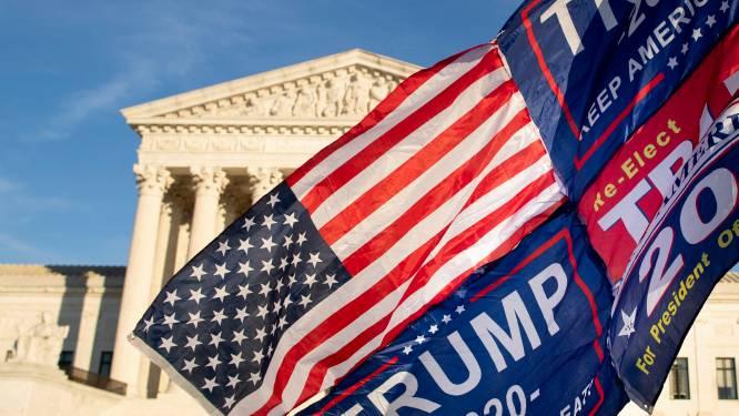 Donald Trump vecht resultaat in Wisconsin opnieuw aan