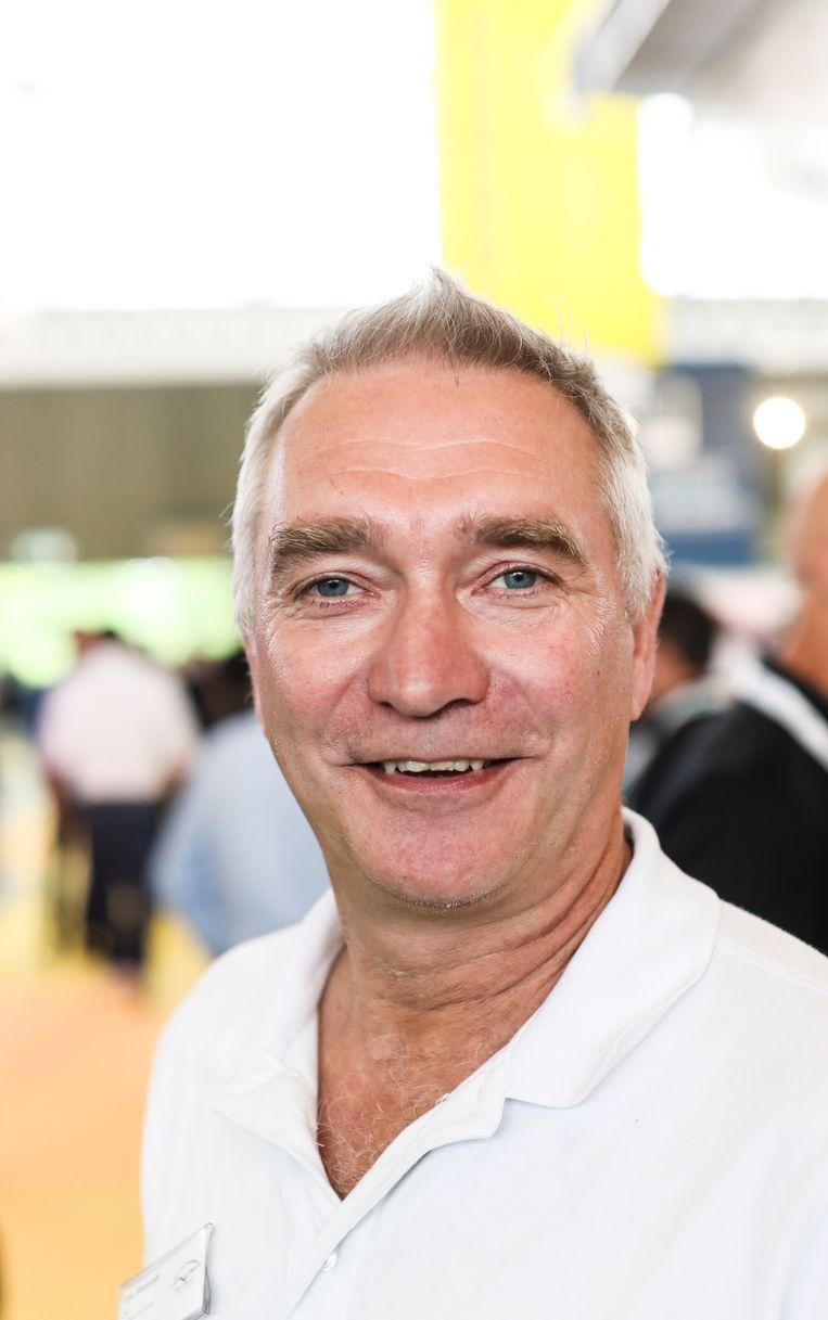 Eric Siereveld, algemeen directeur van Dutch Passion Seeds. Beeld Eva Plevier