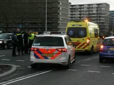Fietser gewond bij aanrijding in Enschede