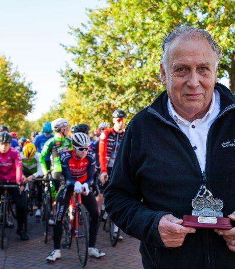 Henk Meijers: een 'schooiende' wielerfanaat die je niet af wil wimpelen