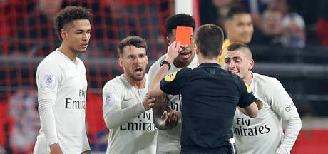 'Uitdager' Lille vernedert PSG in kampioenswedstrijd