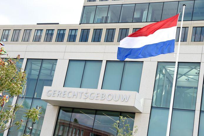 Gerechtsgebouw in Breda.