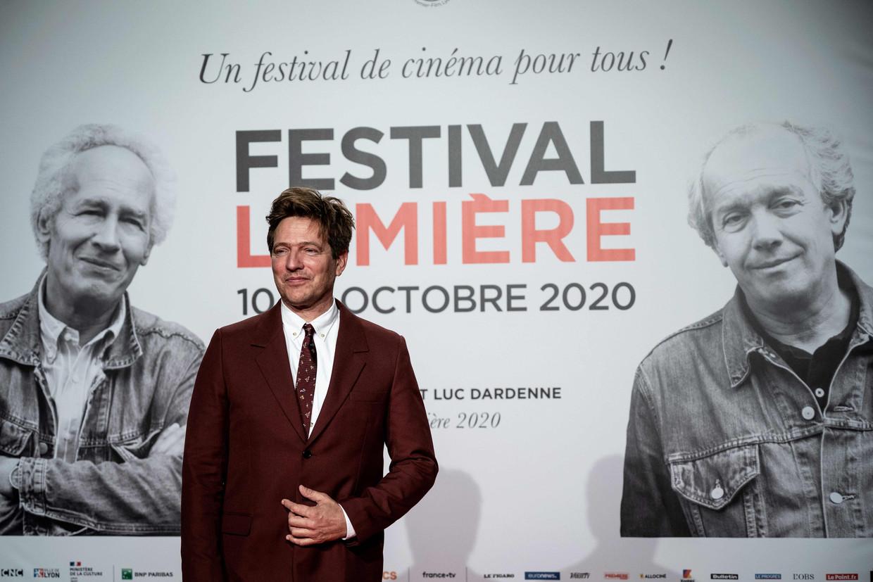 Thomas Vinterberg op het Festival Lumière in Lyon. De Deense regisseur opent het Film Festival van Gent. Beeld AFP