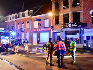Frietketelbrand zorgt voor zware schade boven restaurant dat volgende maand de deuren opent