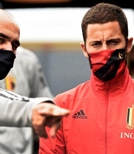 Ce que pense Roberto Martinez de la situation d'Eden Hazard