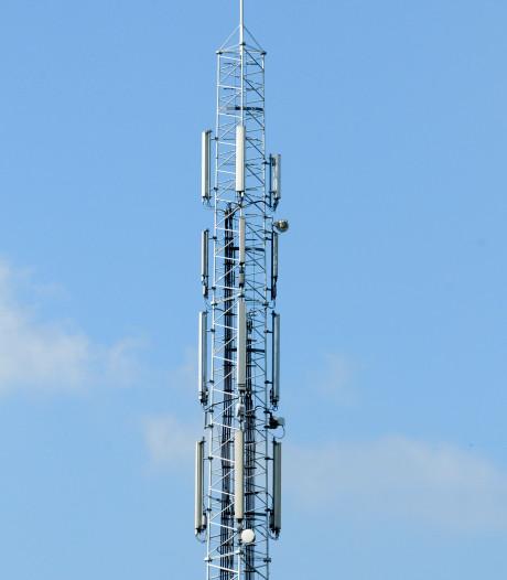 Bezwaren tegen gsm-mast Geesteren afgewezen