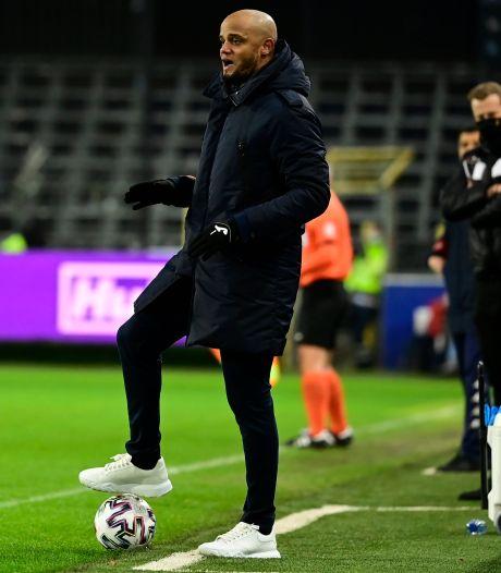 """Un match référence pour Anderlecht? """"La question se répète, c'est bon signe"""""""
