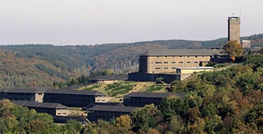 Het Vogelsang-complex in Eifel