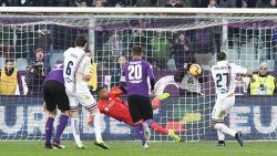 VIDEO. Praet geeft met Sampdoria na dol slot zege weg bij Fiorentina