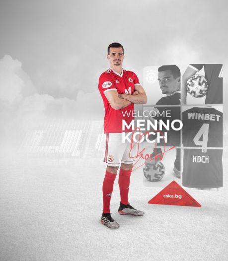 Menno Koch wil via Bulgaarse topclub Europees voetbal gaan spelen: 'Ik blijf trots op mijn PSV-debuut'