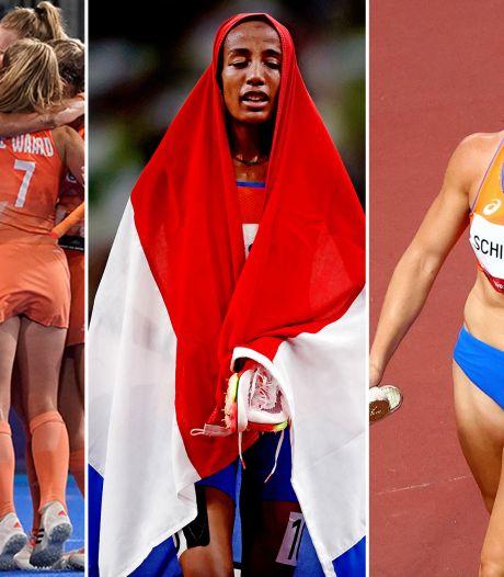 Dit zijn de hoogte- en dieptepunten van dag tien van de Olympische Spelen