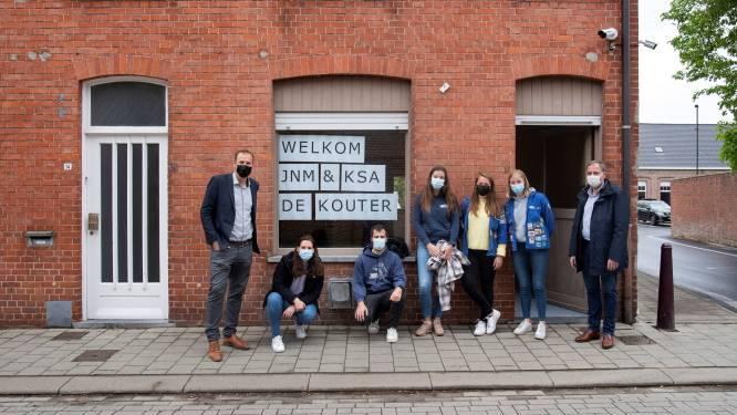 Nieuwe jeugdlokalen voor JNM Westland en KSA De Kouter in Komstraat 16