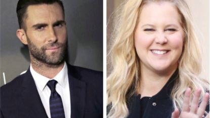 Haakt ook Maroon 5 af voor de Super Bowl? Amy Schumer hoopt van wel