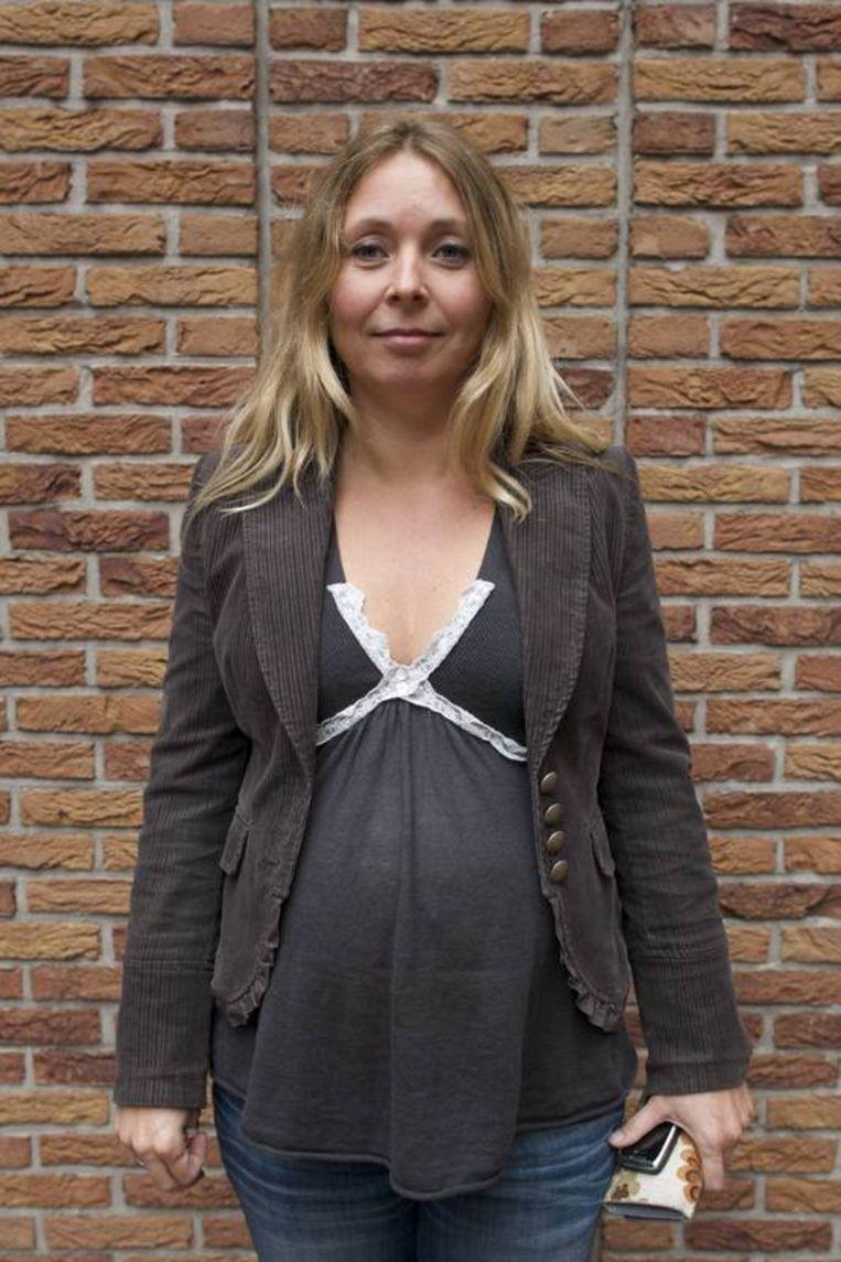 Petra Gijzen: zeventig procent van normaal inkomen, dankzij verzekering. Foto Peter Elenbaas Beeld