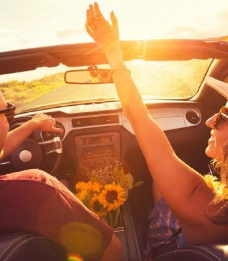 Waarom er met cabrio's minder vaak ongelukken zijn dan met auto's met vast dak