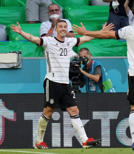 Gosens overladen met complimenten in Duitse pers: 'We hebben een nieuwe lieveling'