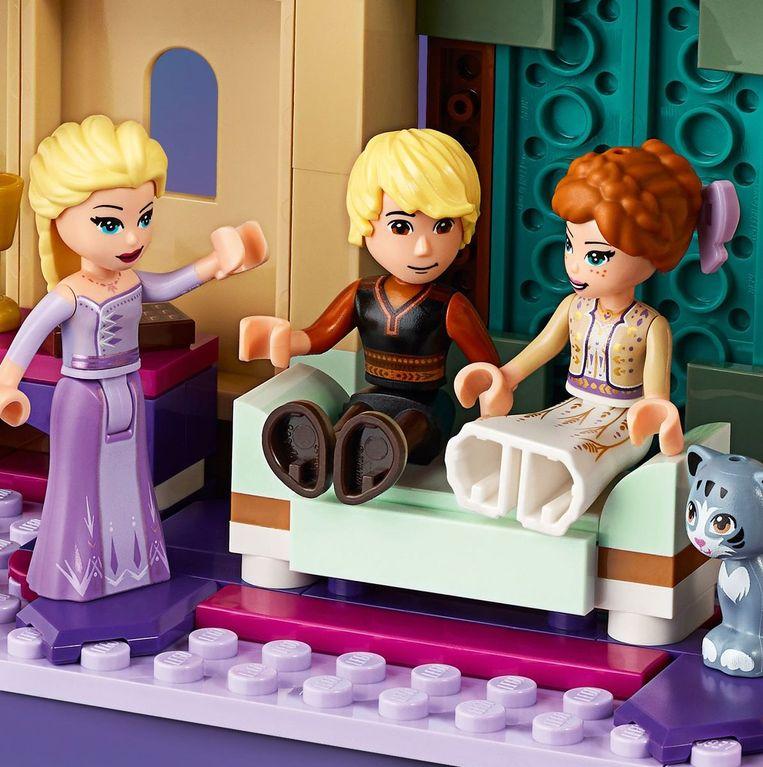 Kasteeldorp Arendelle (LEGO)