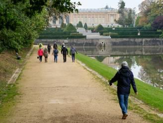 """Nooit eerder zoveel wandelaars in Tervuren: """"Hopelijk komen recreanten terug voor meer toeristische activiteiten"""""""