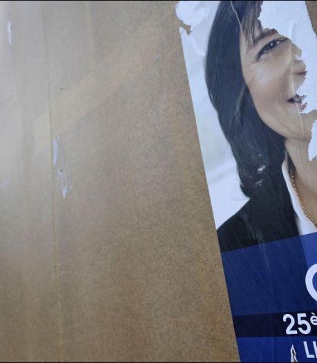 Le PTB+ ajoute des panneaux électoraux illégaux à Seraing