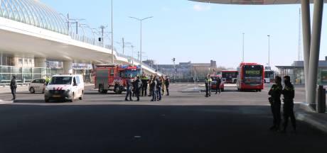 Station Den Haag Centraal deels ontruimd geweest vanwege verward persoon