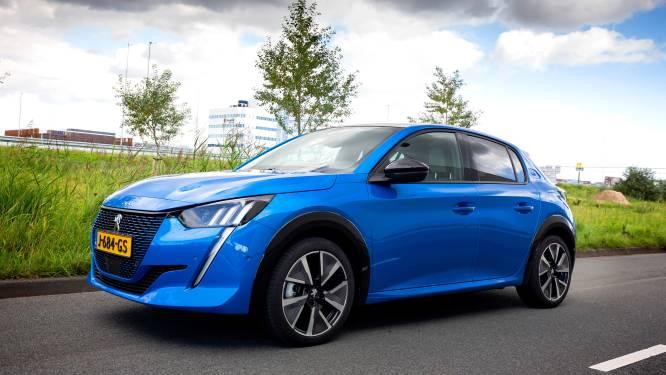 Test Peugeot e-208: elektrisch rijden in compact formaat