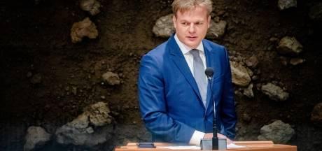 Omtzigt deelt tik uit aan Hoekstra en Rutte: 'In Den Haag is jezelf controleren nooit een probleem'