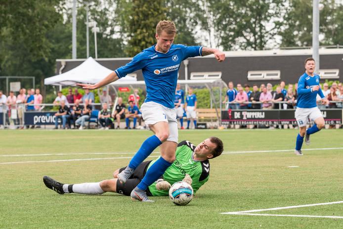 Achilles'12 en De Zweef melden zich komend seizoen ook in de vierde klasse zaterdag.