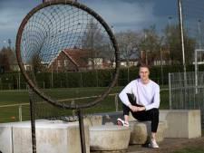 Julian Hensen van SC Westervoort laat DUNO ditmaal niet schieten