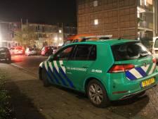 Nieuwe auto Veiligheidsregio in actie na brand in Hengelo, maar zonder zwaailichten