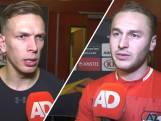 Teun Koopmeiners na 1-1: 'We zitten nog vol in de race'