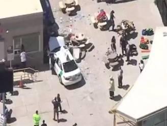 """Taxi rijdt in op voetgangers nabij luchthaven Boston. """"Geen terreur"""", zegt politie"""