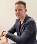 Gerdo de Jager, eigenaar bij Angeli Hairstyling