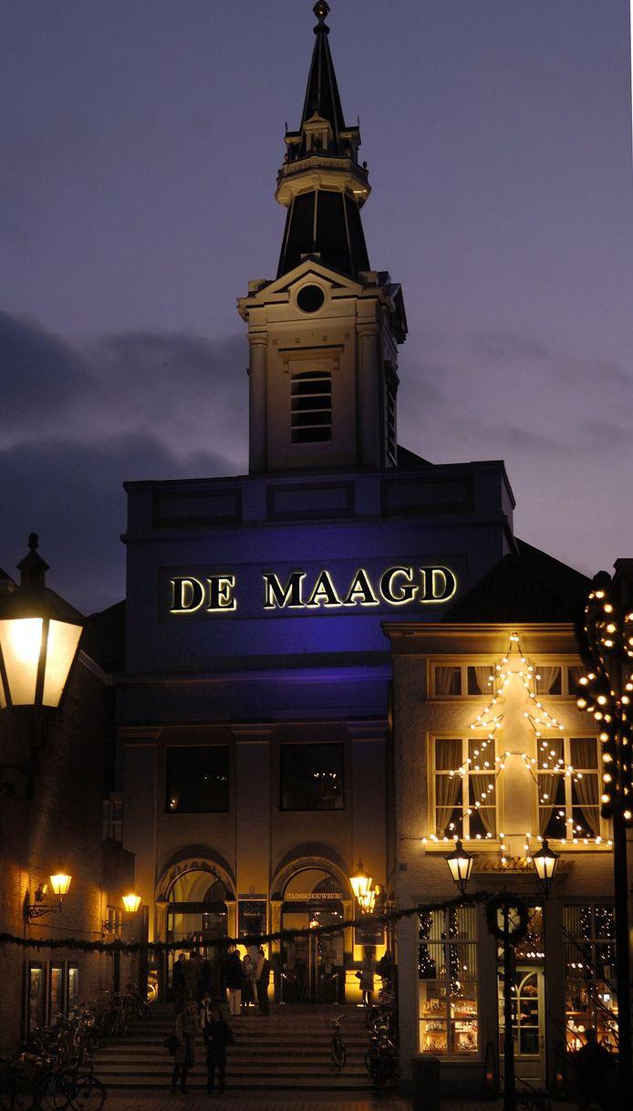 Theater De Maagd.
