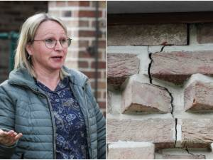 """In dit Limburgs dorp scheuren de gevels massaal en de bewoners weten ook waarom: """"Er zijn mensen die bepaalde kamers niet meer in durven"""""""