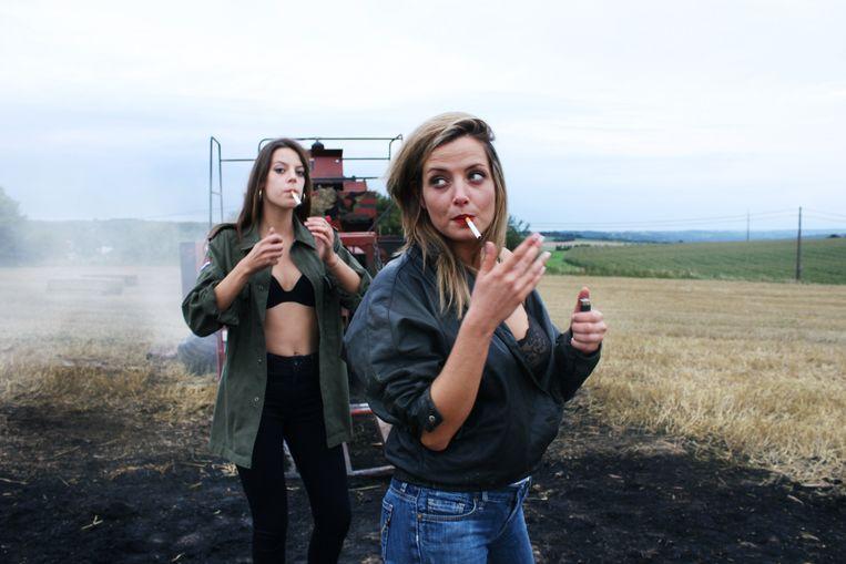 Smoke (2011) van Lara Gasparotto.  Beeld Lara Gasparotto/Stieglitz19