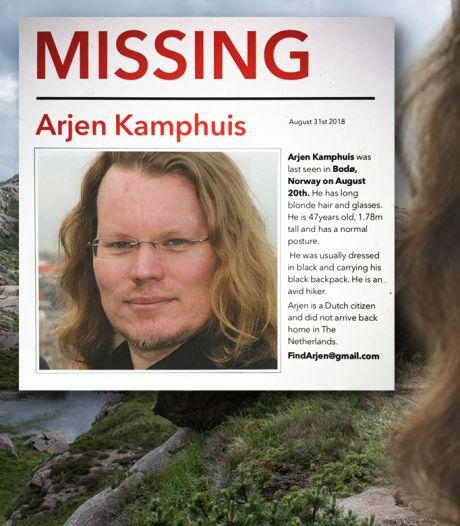Noorwegen zet elite-eenheid op zoektocht naar Arjen Kamphuis (47)