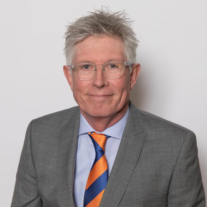 Gert Kruitbosch, fractievoorzitter van de VVD.