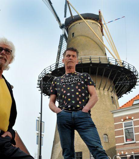 Dordtse kunstenaars ontmoeten elkaar in molen Kijck over den Dijck