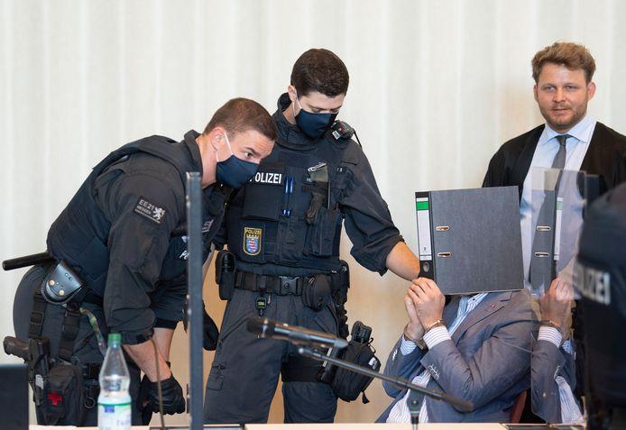 De vermeende bendeleider: een 27-jarige Duitser uit München die vanuit Mallorca opereerde onder de schuilnaam 'Joko'.