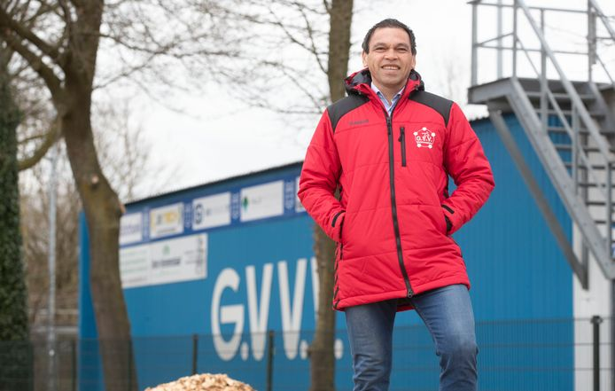 Trainer Freek Wittenrood speelt komend seizoen met GVV derby's tegen Rhelico en Beesd.