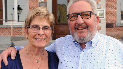 Emile en Suzanne vieren hun vijftigste huwelijksverjaardag