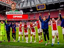 Ajax heeft zaken uitstekend op orde, nu de concurrentie nog